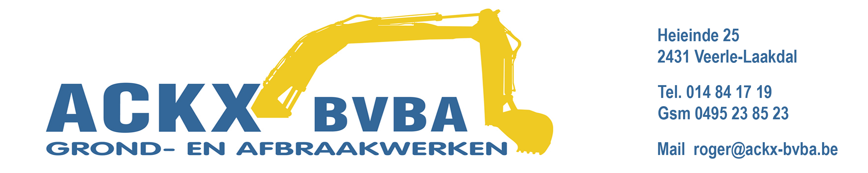 Ackx bvba