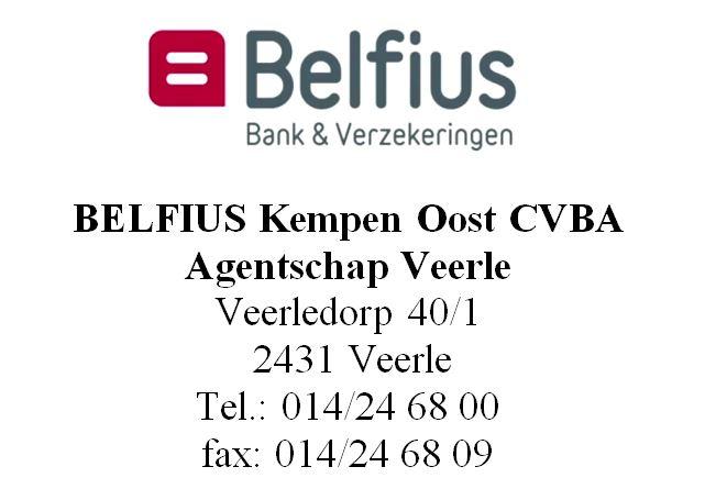 Belfius Kempen Oost