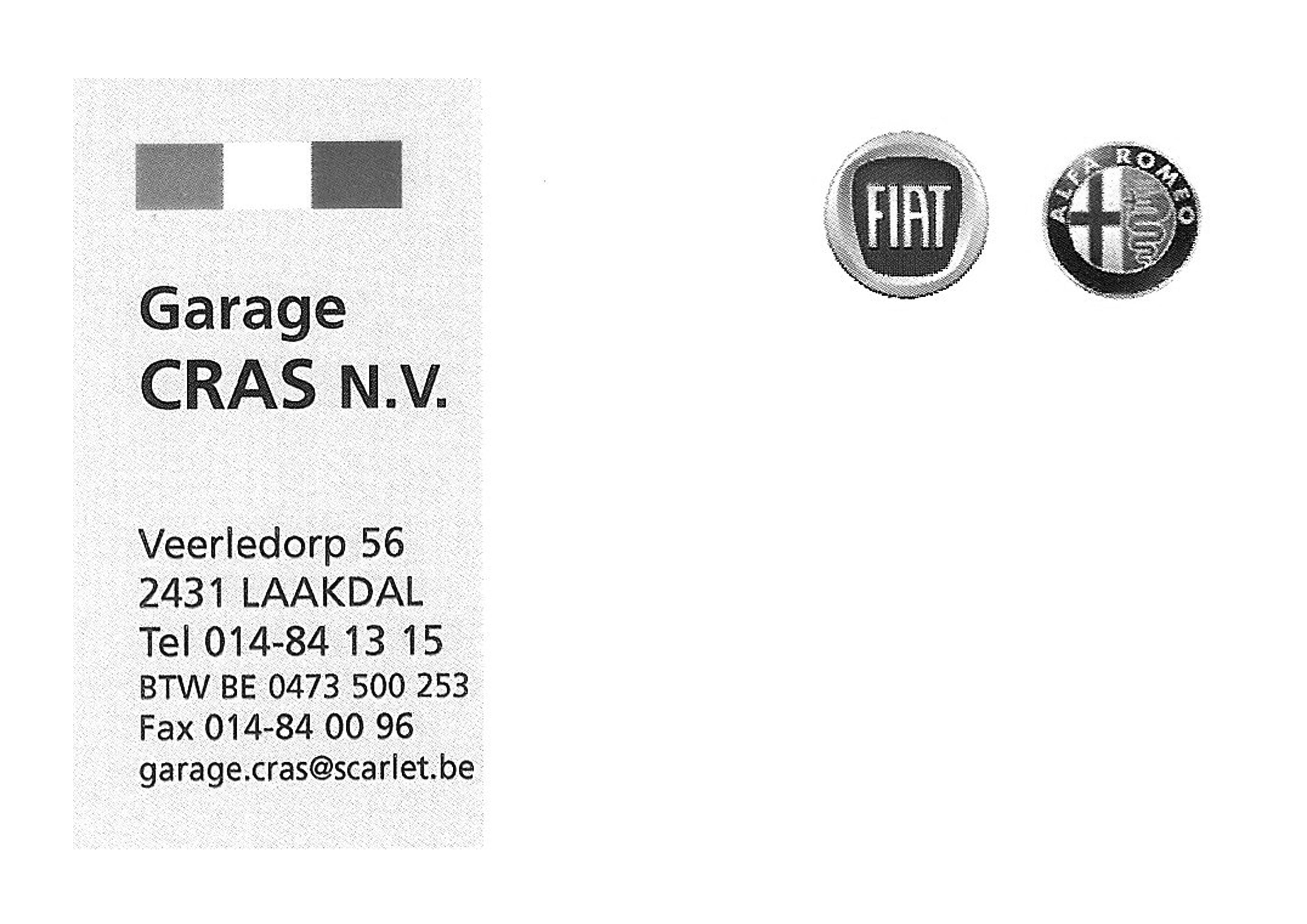 Cras Garage