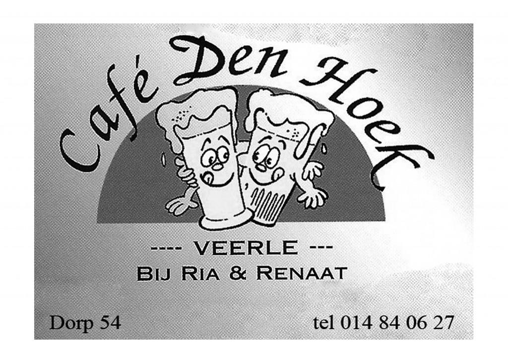 Café Den Hoek